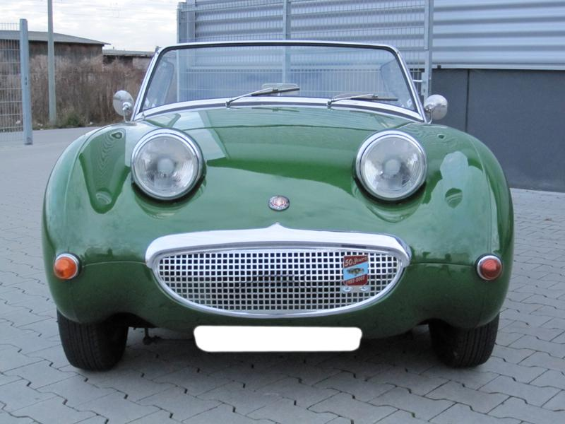 austin healey sprite frosch classic cars peter ille. Black Bedroom Furniture Sets. Home Design Ideas