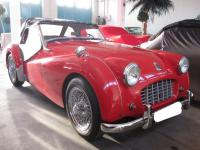 Triumph TR 3 Small Mouth, rot
